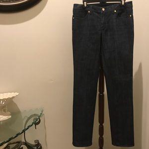 Tory Burch skinny jeans size 30x34
